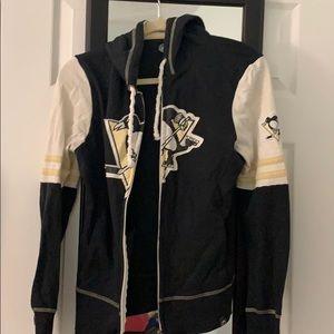 Pittsburgh Penguins zip-up hoodie